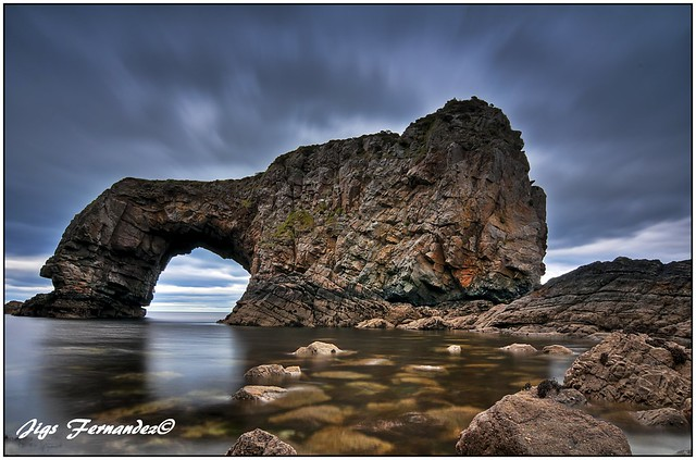 The Great Pollet Arch Co. Donegal, Ireland