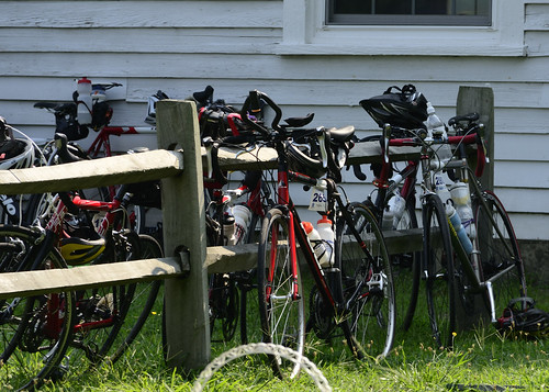 Bicycles Resting at RS4