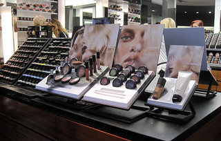 M.A.C. Cosmetics Counter