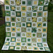 Front of Small Plates Quilt - done!