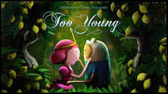 """Too Young"" Title Card"