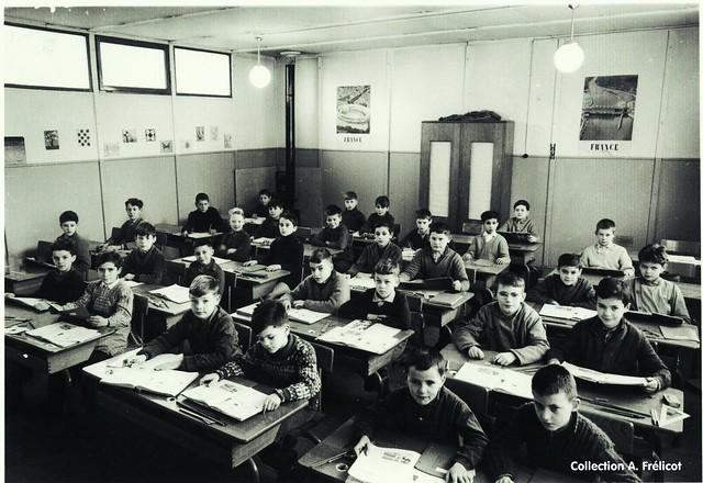 Ecole primaire des gar ons de la rue dr chanoine de for Rue des garcons