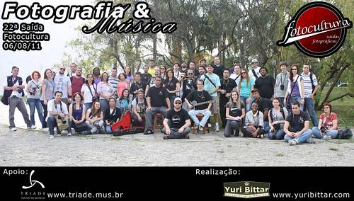 Fotografia e Música: 22ª Saída Fotocultura Oficial