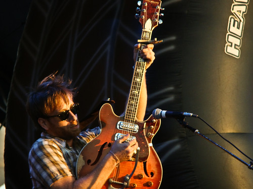 The Black Keys at Music Midtown Atlanta 2011