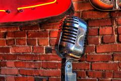 Elecro Voice Microphone