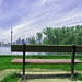 HDR from a Park Bench by PictureKat