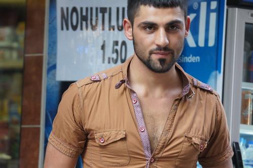 arab gay hairy man