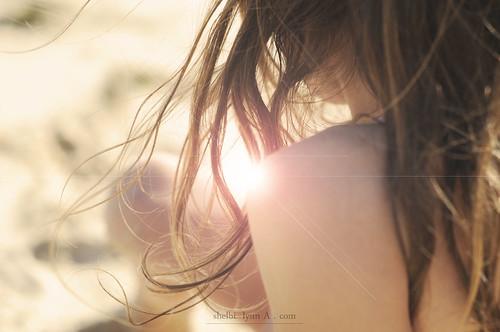 summer flare + hair