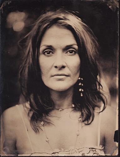 Nashville tintype portrait artist music tanya davis