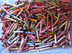 art, crayon,