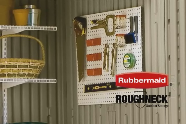 Rubbermaid Roughneck Shed Accessories | Flickr - Photo