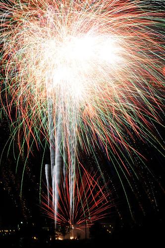 colorado fireworks 4th july fourth broomfield 2011