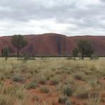 Uluru, el centro rojo de Australia