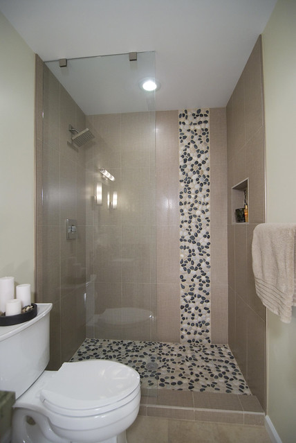 tile ideas for bathroom river tile pattern shower bathroom remodel flickr 22302