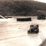 011 Grein Hochwasser 1954