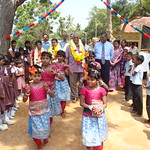 Mahadeva Ashramam Children Home Cow Project