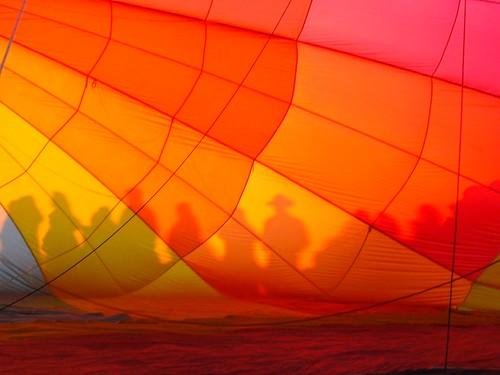 shadow people color race rainbow nevada hotair great balloon event reno