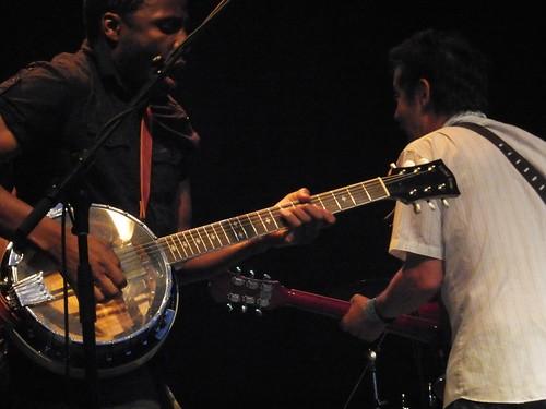 Danny Michel Y Los Hombres Malos at Ottawa Bluesfest 2011