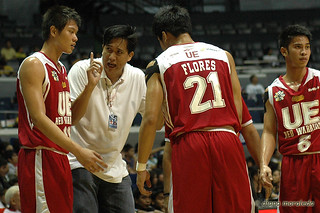 UAAP Season 74: UST Growling Tigers vs. UE Red Warriors, July 17, 2011