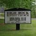 High Rock Baptist Church Cemetery