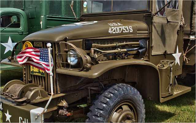 General Motors WW2 truck | Flickr - Photo Sharing!
