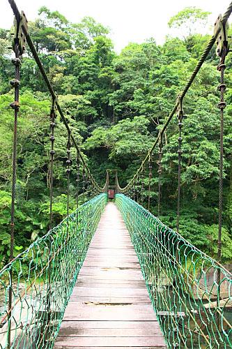 GN13福巴越嶺國家步道-南勢溪福山吊橋