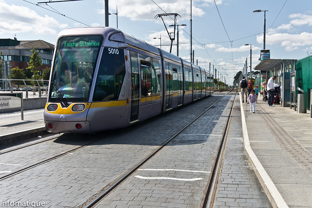 Dunnes stores beacon car park luas tram stop at sandyford flickr photo sharing car images Craigslist peoria farm and garden