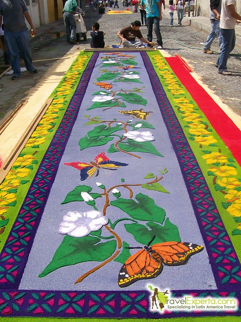 final carpet product