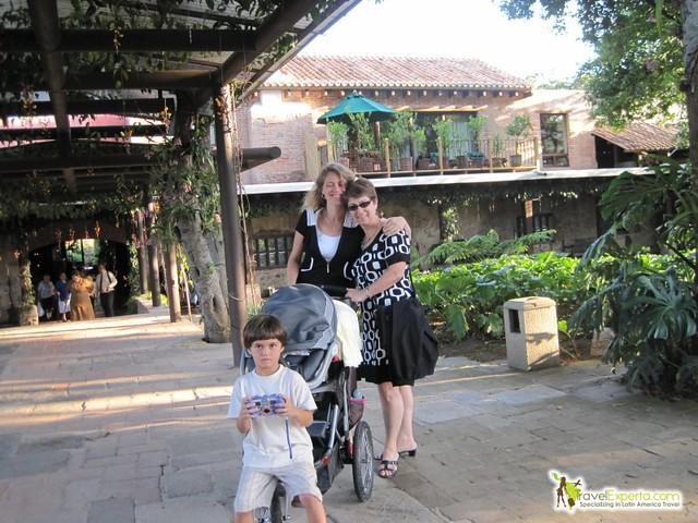 Lodging in Antigua Guatemala - Hotel Casa Santo Domingo