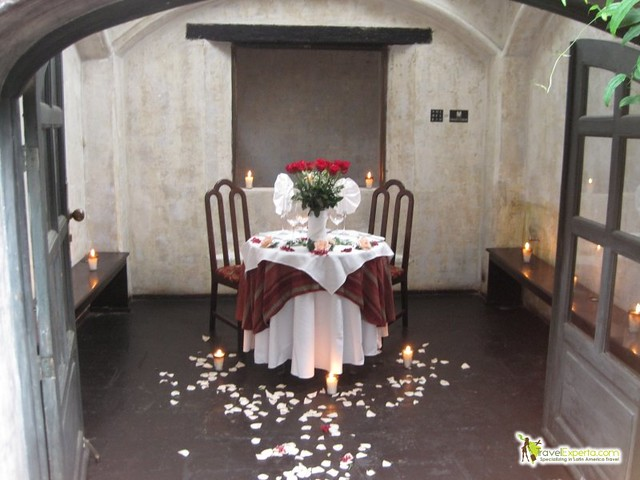 Romantic Dinner antigua guatemala