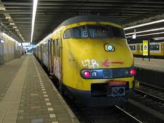 NS Plan T EMU no. 519, Den Haag CS