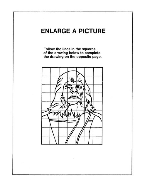 Planet of the Apes Activity Book 0100039