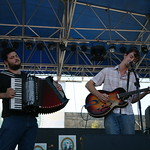 The Felice Brothers at Newport 2011