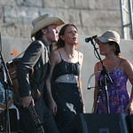 Gillian Welch & David Rawlings at Newport Folk 2011