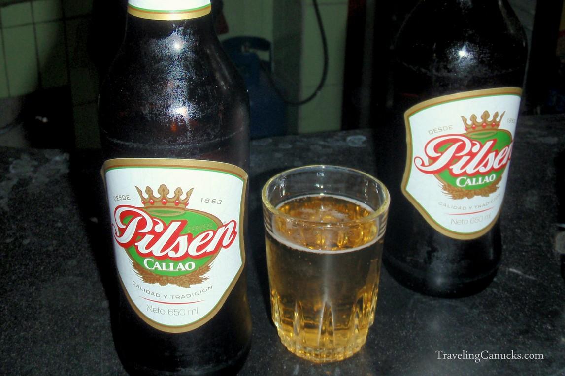 Pilsen Callao - Puno, Peru