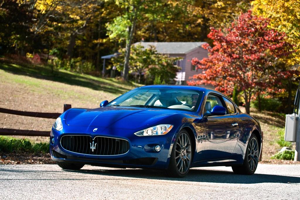 Maserati GranTurismo Tour - Boston to New York
