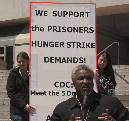 Jerry, Prisoner Hunger Strike Solidarity Coalition