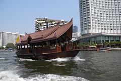 Bangkok : Chao Phraya River