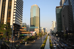 Bangkok : Sathorn Road