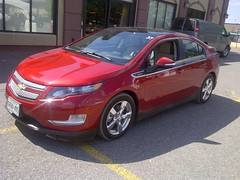 Chevy Volt Training Fleet - Volt4