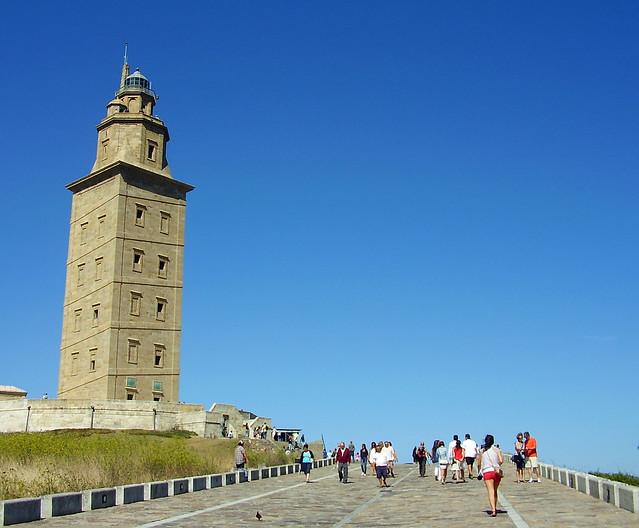 Torre de Hércules - Coruña