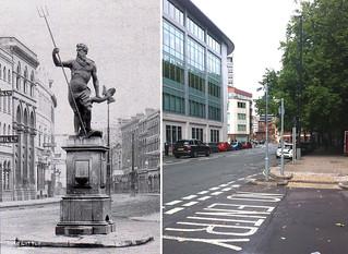 Neptune, Temple Street, Victoria Street  1910 - 2011