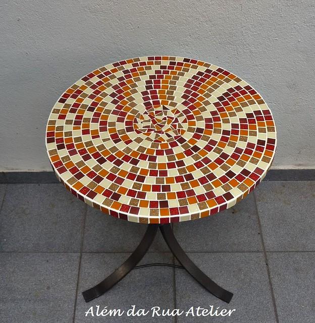 Photo for Mesas de mosaico