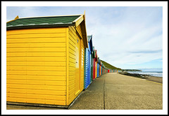 West Cliff Beach Huts