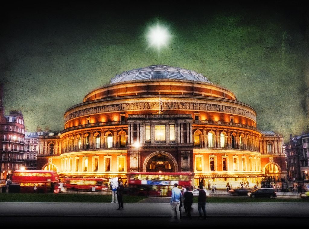 London's Royal Albert Hall
