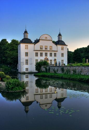 Essen - Schloss Borbeck 02