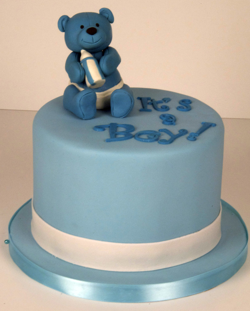 Baby Shower Cakes For Boys Toronto