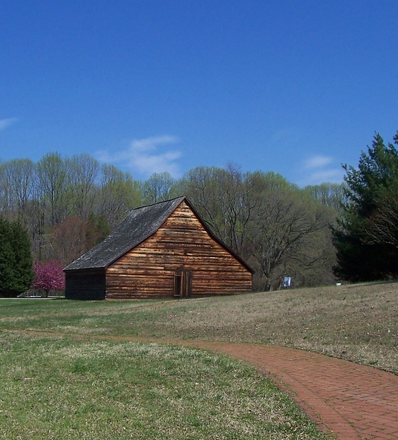 Jenkins Barn At Smallwood State Park