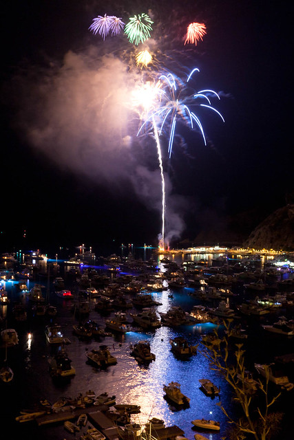 Catalina Island Day #7 (4th of July) - Avalon, CA - 2011, Jul - 04.jpg