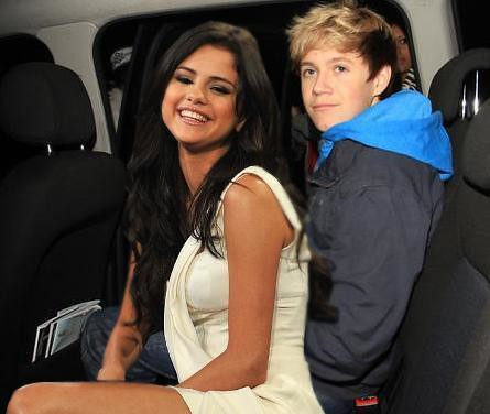 You'll always be my Hero.../Niall&Selena